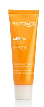 Солнцезащитный крем для лица и чувствительных зон Phytomer Sunactive Protective Sunscreen SPF30 50ml