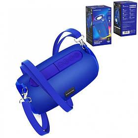 Портативна колонка синя Borofone BR4 18228
