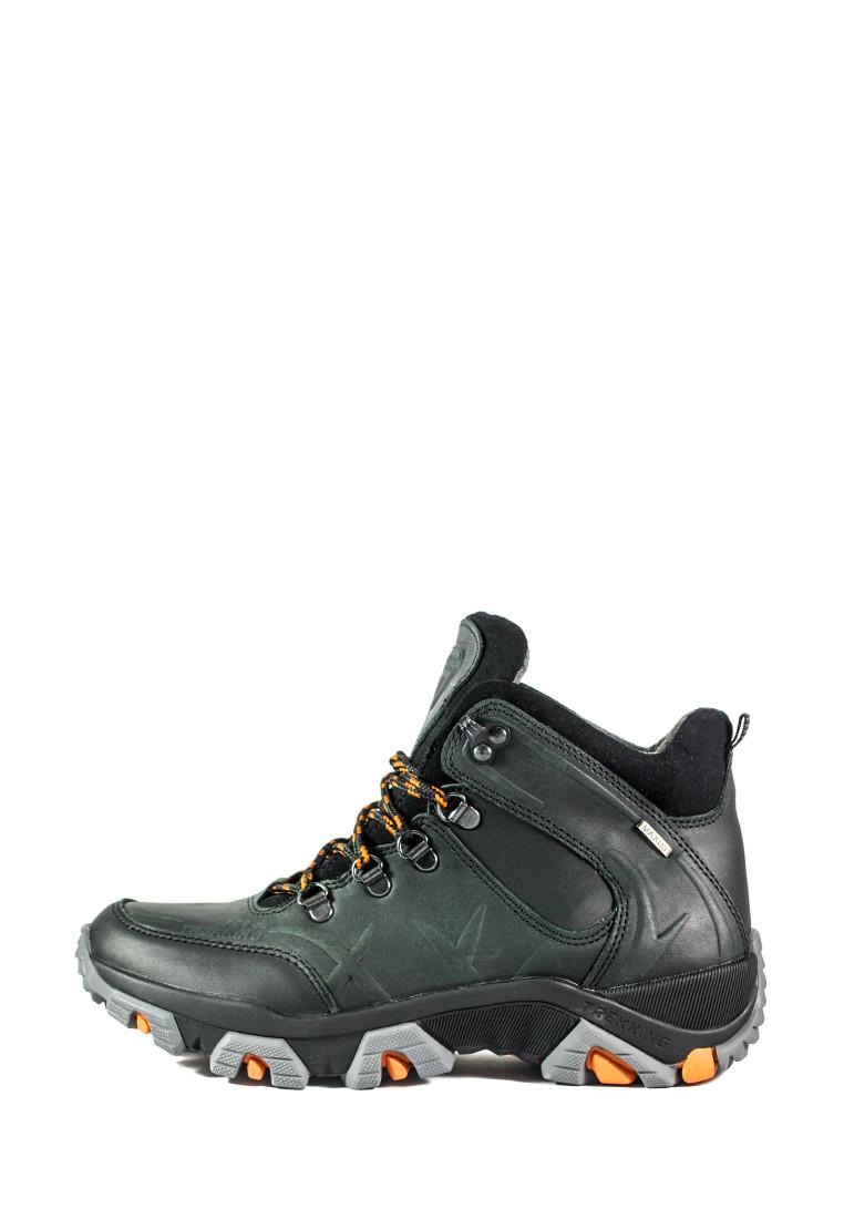 Ботинки зимние мужские Maxus Форс ш ч к черные (40)