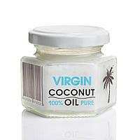 Нерафинированное кокосовое масло Hillary VIRGIN COCONUT OIL, 100 мл