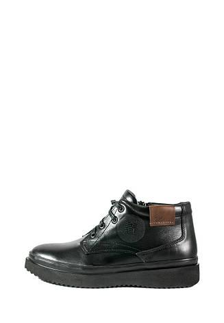 Ботинки зимние мужские Maxus Левис ш ч к черные (40), фото 2