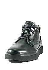 Ботинки зимние мужские Maxus Левис ш ч к черные (40), фото 3