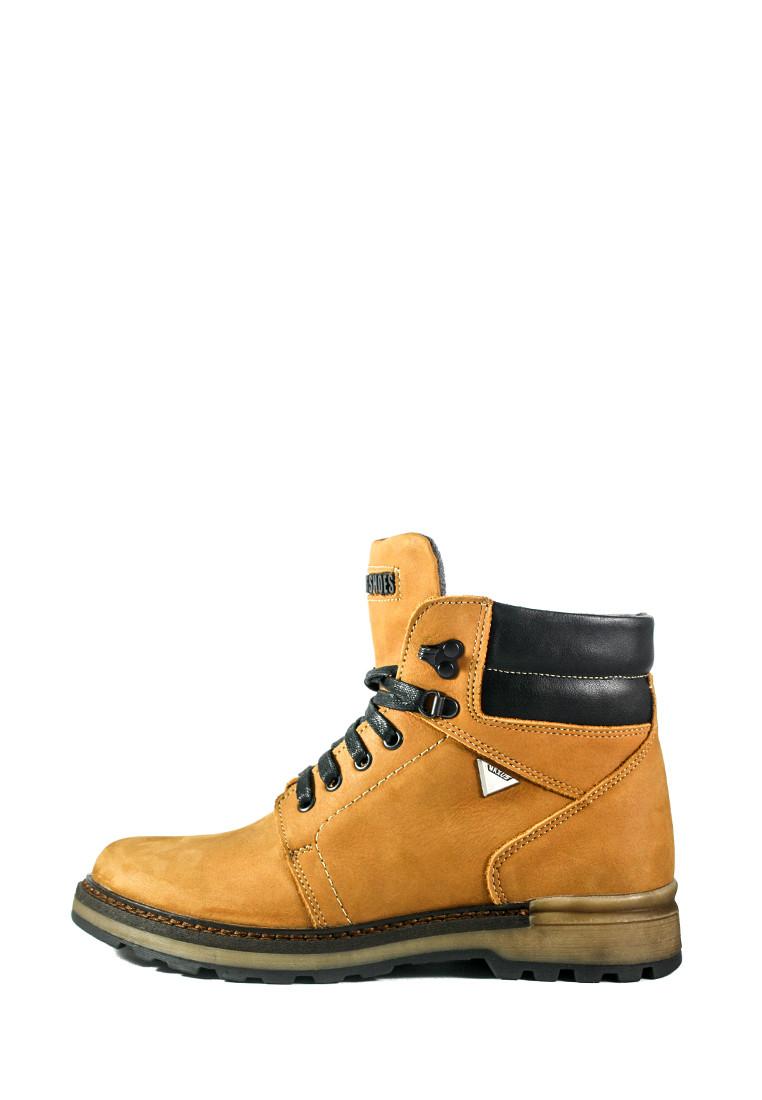 Ботинки зимние мужские Maxus Кэт 3 ш желт коричнивые (40)