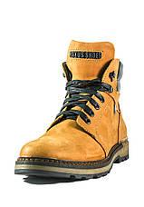 Ботинки зимние мужские Maxus Кэт 3 ш желт коричнивые (40), фото 3