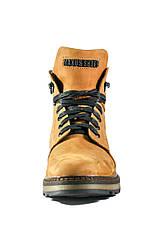 Ботинки зимние мужские Maxus Кэт 3 ш желт коричнивые (40), фото 2
