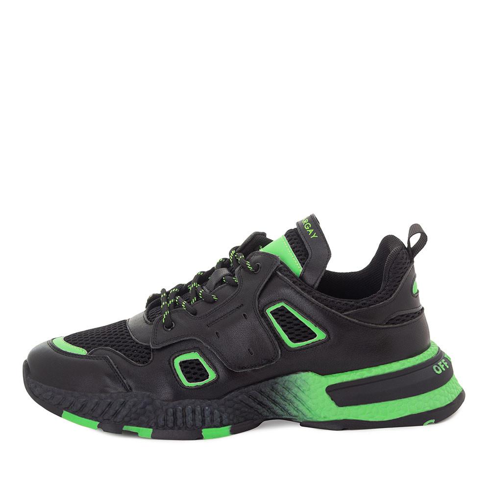 Кросівки чоловічі Tomfrie чорний 21902 (41)