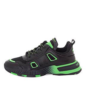 Кросівки чоловічі Tomfrie чорний 21902 (41), фото 2