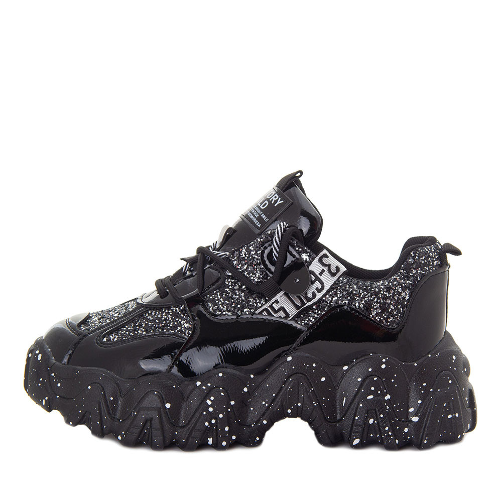Кросівки жіночі Erra чорний 21876 (37)
