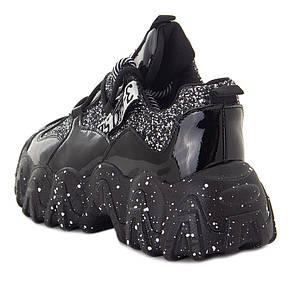 Кросівки жіночі Erra чорний 21876 (37), фото 2