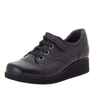 Туфли женские Brenda MS 21875 черный (38), фото 2