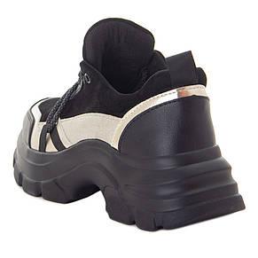 Кросівки жіночі Erra чорний 21864 (39), фото 2