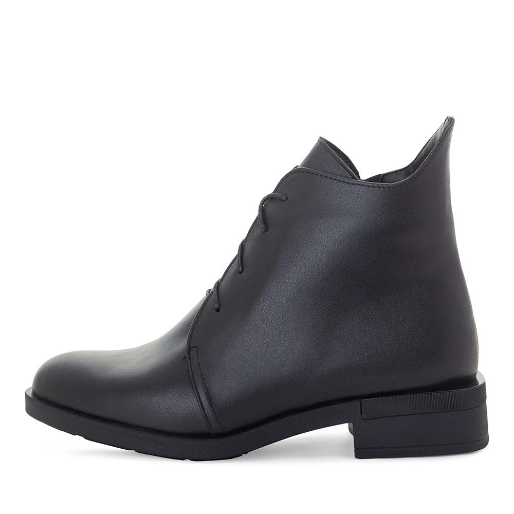 Черевики жіночі Tomfrie чорний 21814 (37)