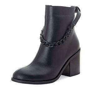 Черевики жіночі Tomfrie чорний 21804 (37), фото 2