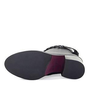 Черевики жіночі Tomfrie чорний 21804 (37), фото 3