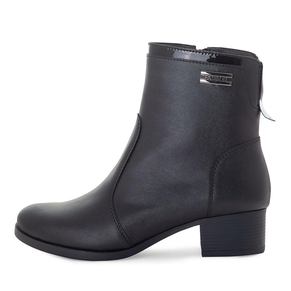 Ботинки женские Tomfrie MS 21799 черный (39)