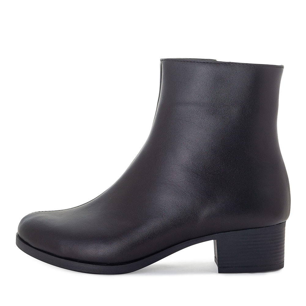 Черевики жіночі Tomfrie чорний 21797 (37)