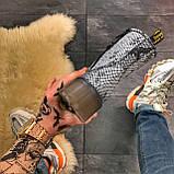 Женские зимние ботинки Dr. Martens Jadon Snake (Мех), др мартенс, жіночі черевики Dr Martens, ботінки мартінс, фото 7