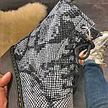 Женские зимние ботинки Dr. Martens Jadon Snake (Мех), др мартенс, жіночі черевики Dr Martens, ботінки мартінс, фото 5