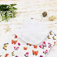 Непромокаемая пеленка - клеенка Lukoshkino ® Размер 100*80 №77