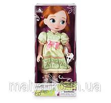 Лялька Disney Animators' Collection Anna Frozen Дісней аніматори Ганна