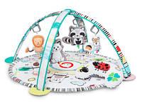 Развивающий коврик с дугами и игрушками для малышей Lionelo Paula, LOE.PAU01