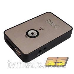 USB трансмиттер RS DMC BMW Round Pin