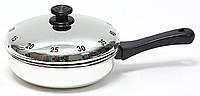 Кухонный таймер сковорода с магнитом