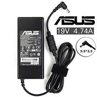 Блок питания Asus (19V 4.74A 90w 5.5*2.5) зарядное устройство для ноутбука