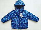 Куртка детская утепленная на флисе, фото 2