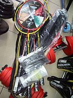 Бадминтон набор ракеток для бадминтона 4шт. Бадминтон набор