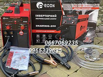 Инверторный сварочный полуавтомат Edon SMART MIG 290