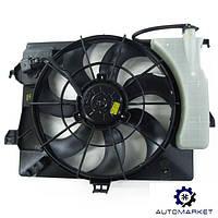 Диффузор (вентилятор) Kia Rio 2011-2017