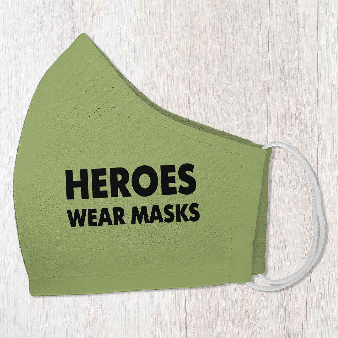 Защитная маска лица Heroes wear masks 23x12 см (LMM_20S006)