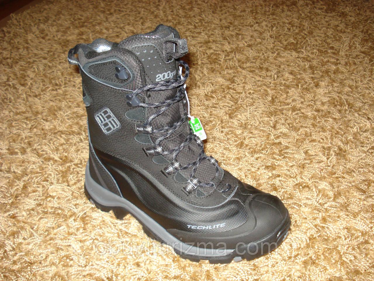 Ботинки Columbia Bugaboot™ PLUS II OMNI-HEAT® (41)  выгодные цены и ... f67d7f2fa37d3