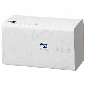 Полотенца бумажные сложение Interfold 136 листов, 2 слоя Tork Advanced