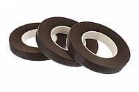 Тейп-лента коричневая оптом 12 штук / 1,2 см / 23 метра