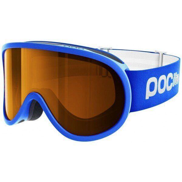 Маска гірськолижна POC POCito Retina Fluorescent Blue