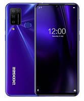 Смартфон Doogee N20 Pro (purple) 6/128 Гб ОРИГИНАЛ - гарантия!