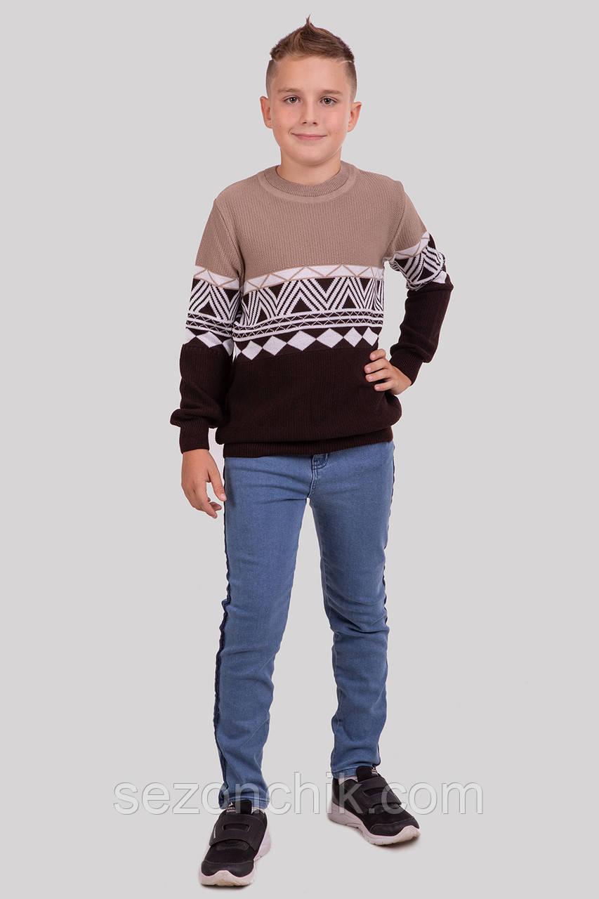 Модный детский свитер интернет магазин