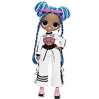 Кукла ЛОЛ ОМГ Леди Релакс 3 серия L.O.L. Surprise! O.M.G. Chillax