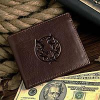 Кошелек мужской Vintage 14172 Коричневый, фото 1