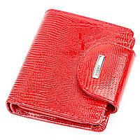 Кошелек женский KARYA 17163 кожаный Красный, фото 1
