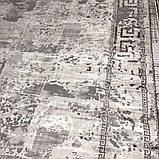 СУЧАСНИЙ КИЛИМ AVIS 10162 СІРИЙ, фото 3
