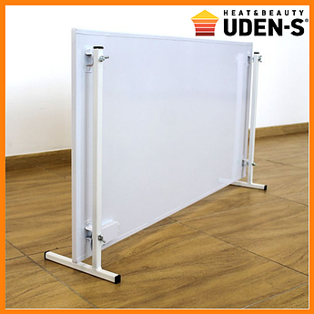 Ножка-стойка для металлокерамических обогревателей UDEN-S 450х210х13 мм, запчасти для обогревателей