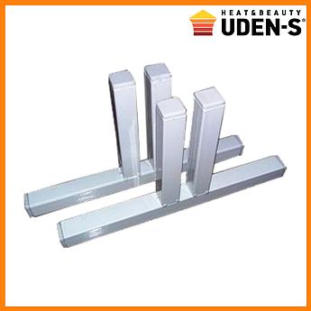 Ножки-подставки для металлокерамических обогревателей UDEN-S маленькие, запчасти для обогревателей