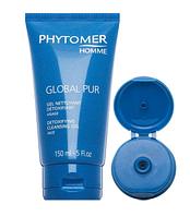 Гель очищающий для выведения токсинов Phytomer Homme Global Pur Detoxifying Cleansing Gel 150ml