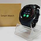 Умные смарт часы Smart Watch V8 черные, электронные наручные часы, спорт часы, фитнес часы, фото 9