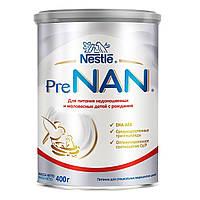Смесь Nestle Pre NAN с рождения, 400 г 12139533 ТМ: NAN