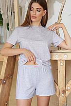 Женская пижама с шортами Джой-1