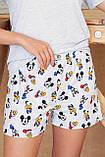 Женская пижама с шортами Джой-2, фото 2